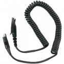 Motorola BDN6673B Adapter Cable for RMN5015A Headset