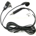 Motorola BDN6780A Earbud with Microphone and Push-To-Talk