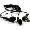 Motorola HMN8435A Earbud with Clip Microphone and Push-To-Talk