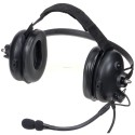 Motorola PMLN5277B Heavy Duty Headset with Noise Cancelling Boom Microphone