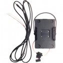 Motorola RLN4814A Vehicular Mounting Bracket and Hard Wire Cable for MCC